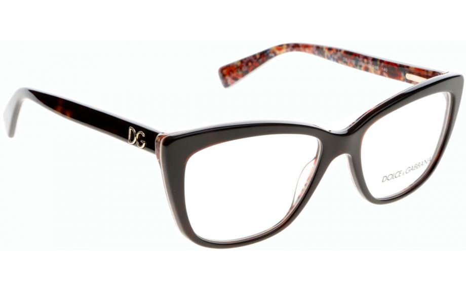 Dolce & Gabbana DG3190 2790 52 brýle - doprava zdarma Stínová stanice
