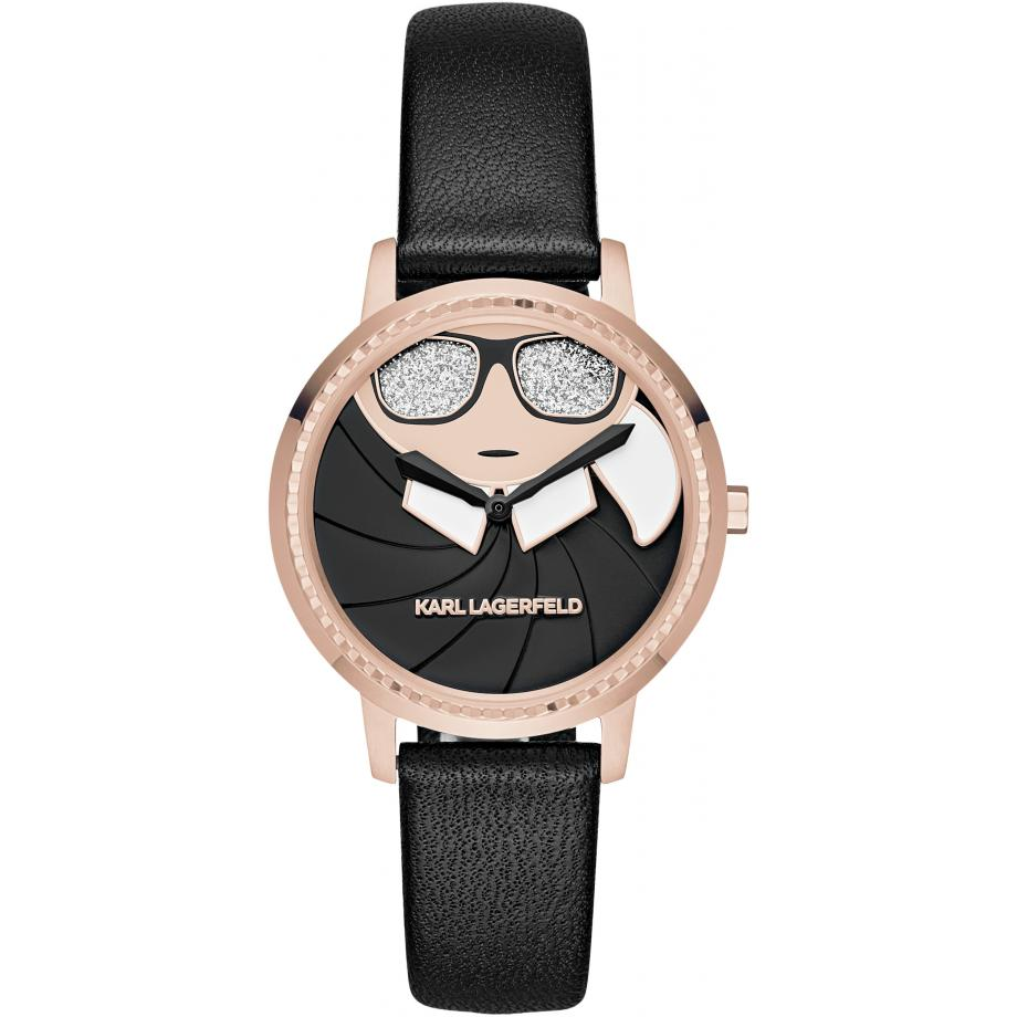 Camille KL2227 hodinky Karl Lagerfeld - doprava zdarma Stínová stanice 9287e296708