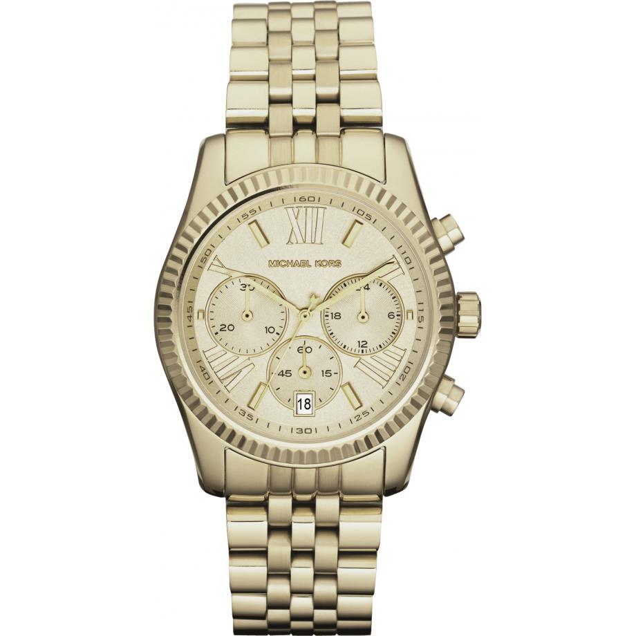 6a1516aafa Lexington MK5556 hodinky Michael Kors - doprava zdarma Stínová stanice