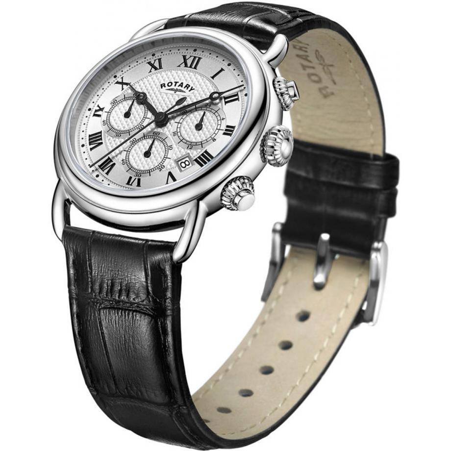 Vintage Nerezová ocel GS02424   21 Rotační hodinky - doprava zdarma ... 6c188eeeb9e